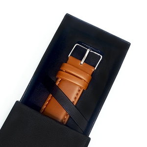 Koala™ Fuzion Leather Straps (22mm)
