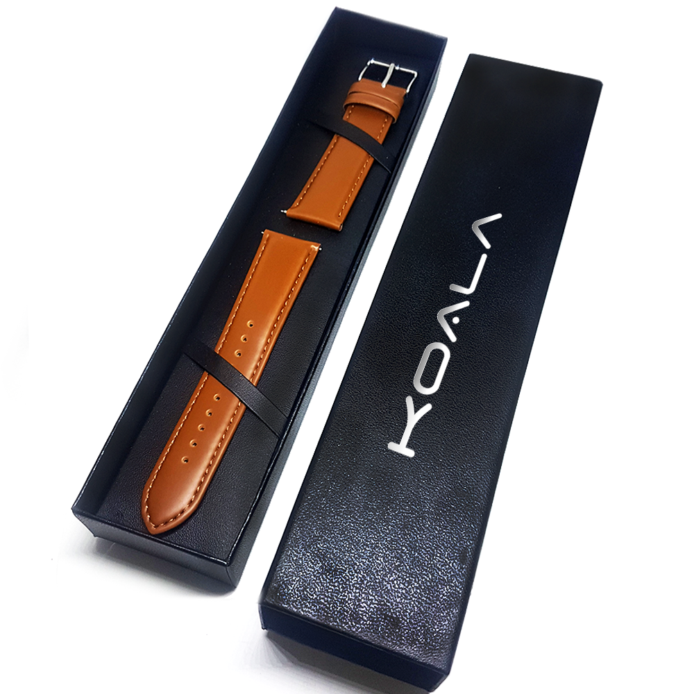 Koala® Fuzion Leather Strap (22mm)