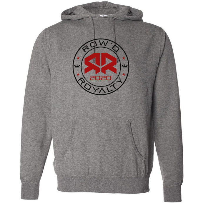 Row'd Royalty 2020 - Independent - Hooded Pullover Sweatshirt