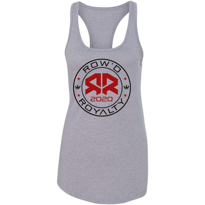 Row'd Royalty 2020 - Next Level - Women's Ideal Racerback Tank