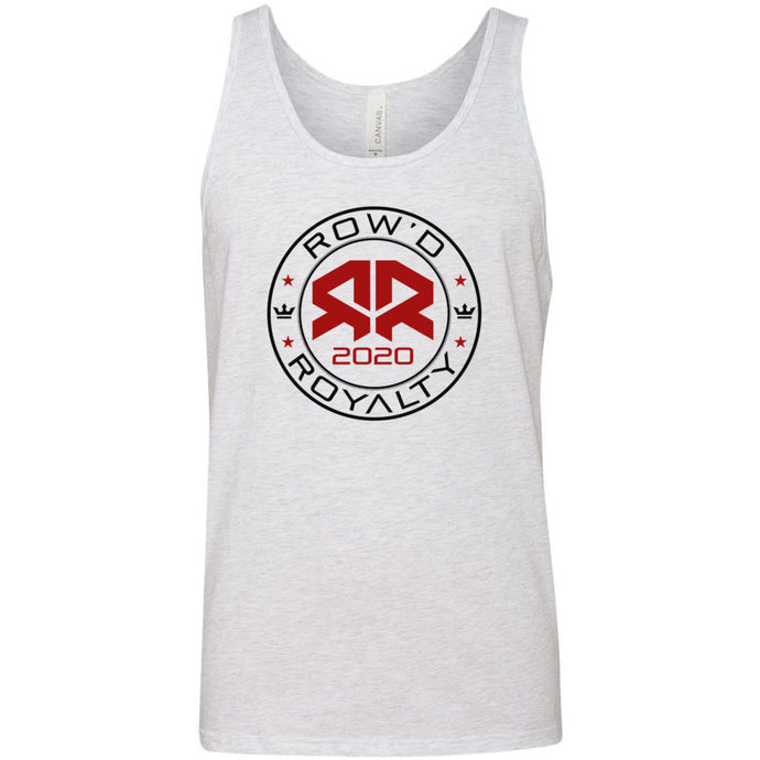 Row'd Royalty 2020 - Bella + Canvas - Men's Jersey Tank