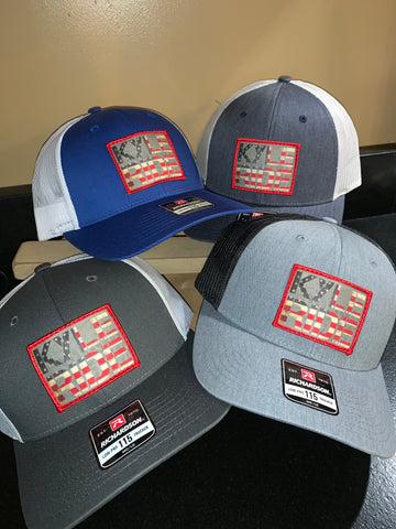 KYLE RIDE Patch Hats
