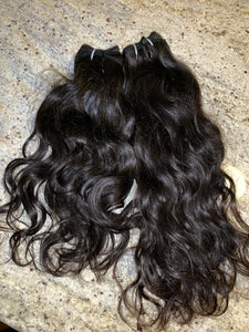 Virgin Indian Wavy Collection