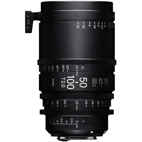 Sigma 50-100mm T2 Zoom