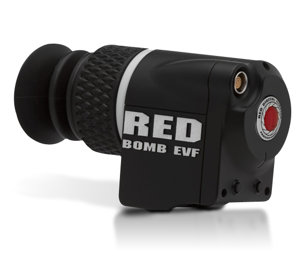 Red Digital BOMB EVF LCOS