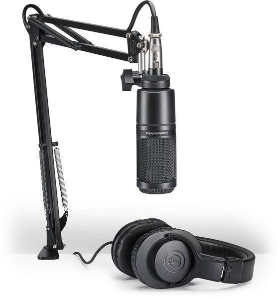 Basic Podcasting Mic/Recorder Kit