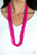 Load image into Gallery viewer, Paparazzi Congo Colada Pink Necklace