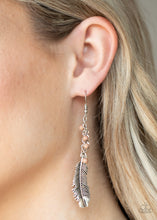 Load image into Gallery viewer, Paparazzi Find Your Flock - Brown Earrings