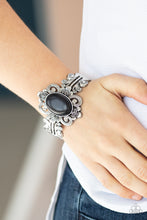 Load image into Gallery viewer, Paparazzi Mojave Mystic - Black Bracelet