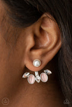 Load image into Gallery viewer, Paparazzi Modern Sophistication - Pink Earrings