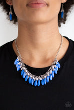 Load image into Gallery viewer, Paparazzi Bead Binge - Blue Necklace N-B21