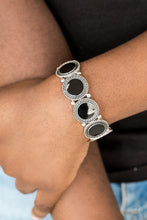 Load image into Gallery viewer, Paparazzi Girls Getaway - Black Bracelet