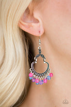 Load image into Gallery viewer, Paparazzi Babe Alert - Multi Earrings