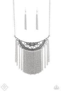 Paparazzi Empress Excursion Necklace