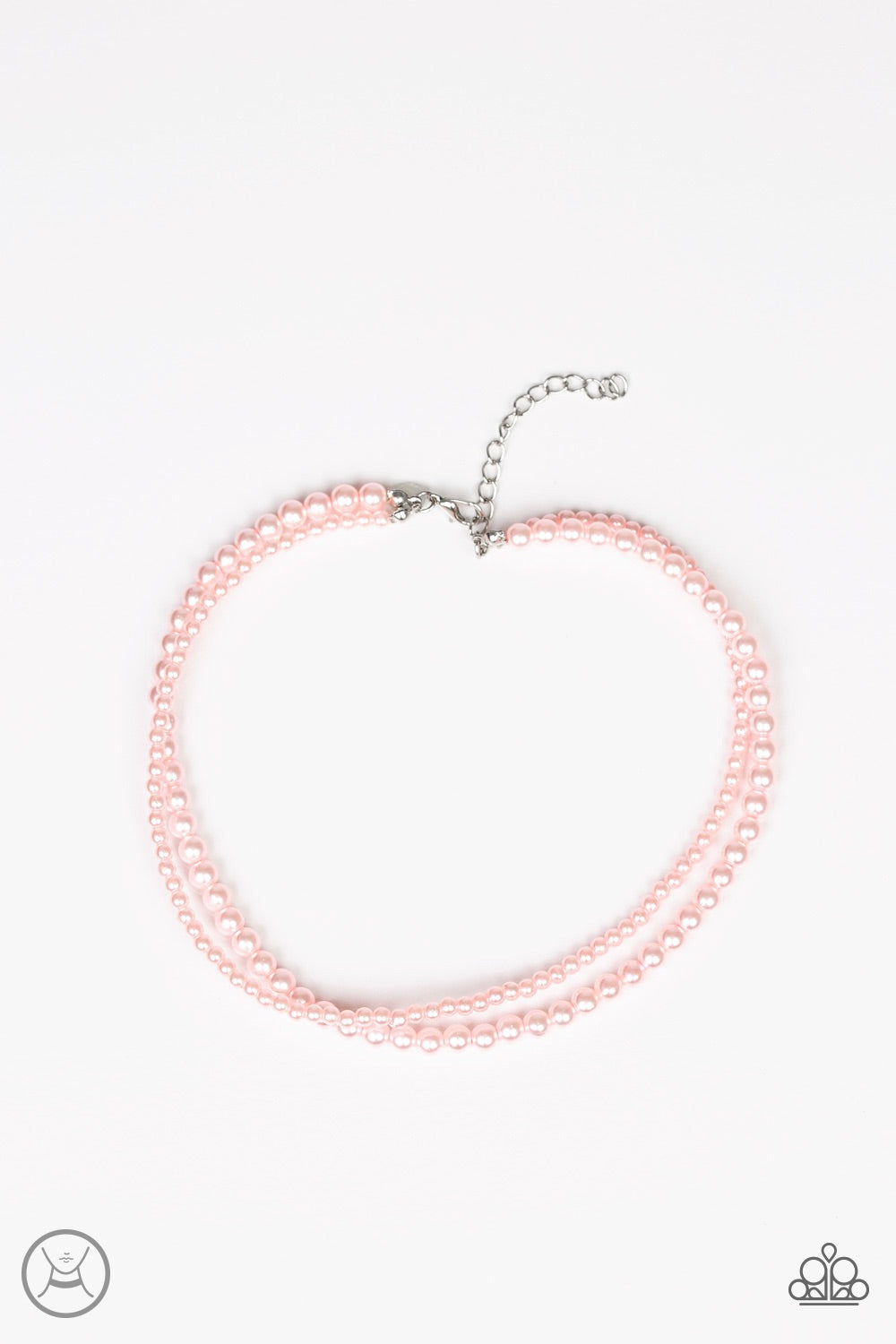 Paparazzi Ladies Choice - Pink Choker