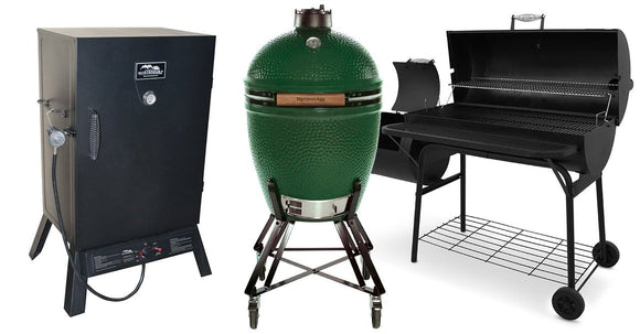BBQ Smokers and Pellet Grills