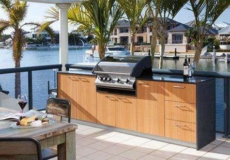 Backyard Kitchens