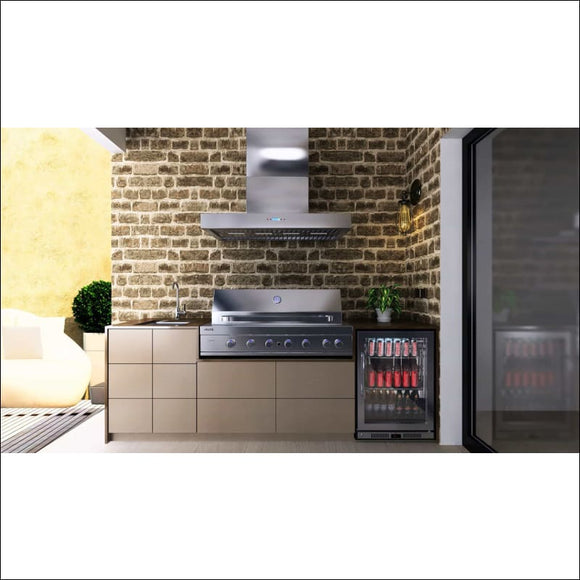 AMICI 2.66 Metres - Backyard Kitchens
