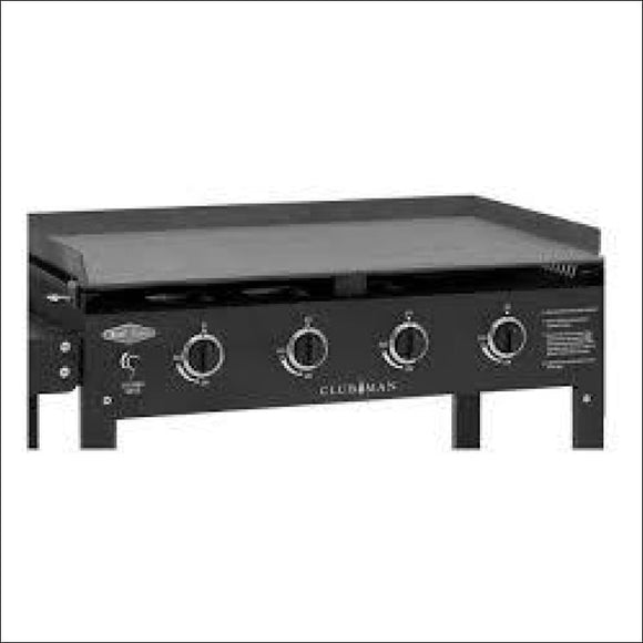 BeefEater - Clubman 4 Burner - Cast Iron Cooktop - Gas Barbecues