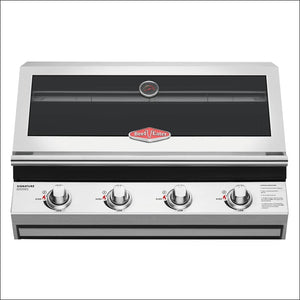 BeefEater SIGNATURE 2000 SERIES 4 BURNER BBQ - Backyard Kitchens