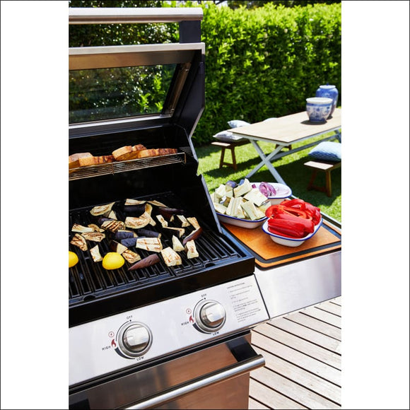Beefeater Signature 2000ES 4-Burner BBQ - Gas Barbecues