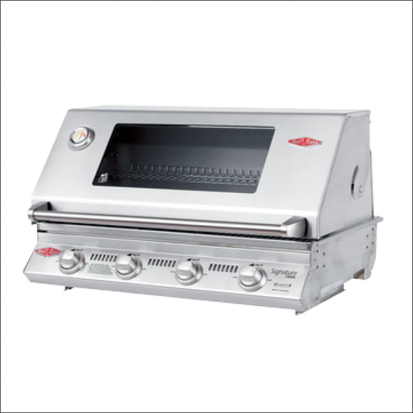 BeefEater - SIGNATURE 3000S FLAME FAILURE 4 BNR B/I - Inbuilt Barbecues