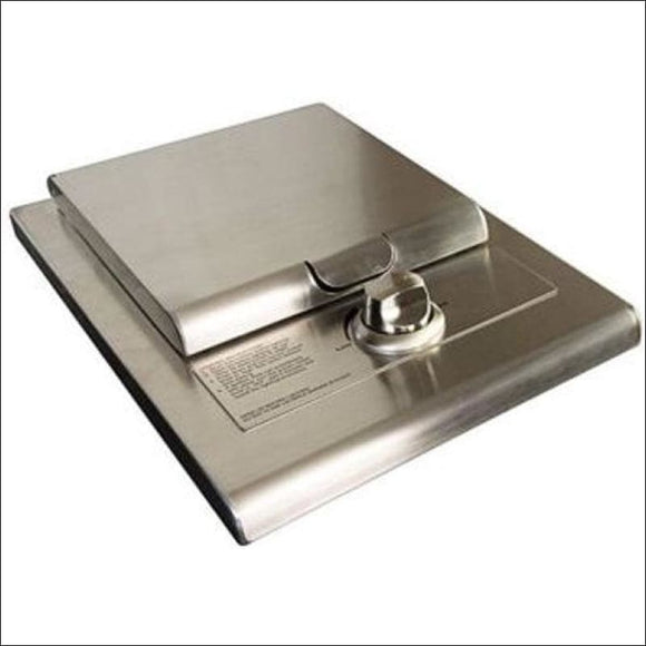 BeefEater SIGNATURE BUILT-IN SIDE BURNER - Inbuilt Barbecues