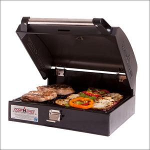 Camp Chef Deluxe BBQ Grill Box 30 - BBQ Smokers and Pellet Grills
