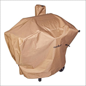 Camp Chef Pellet Grill Cover- 24 - Full - BBQ Smokers and Pellet Grills