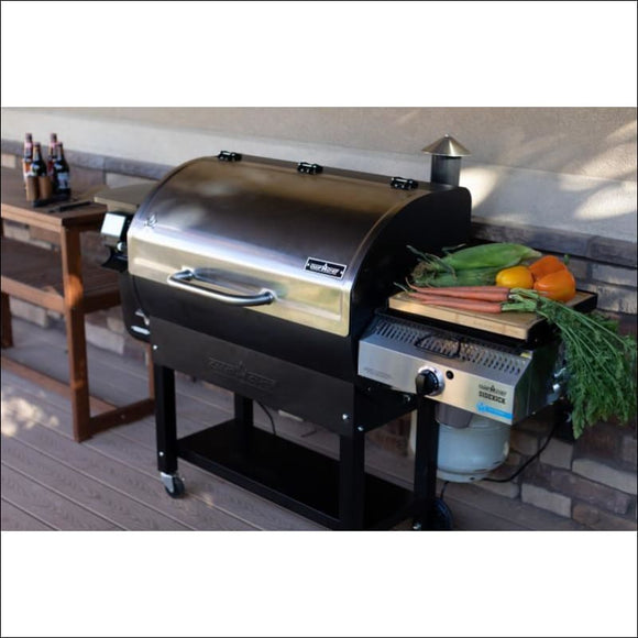 Camp Chef Woodwind WIFI 36 with Sidekick - COMING SOON - BBQ Smokers and Pellet Grills
