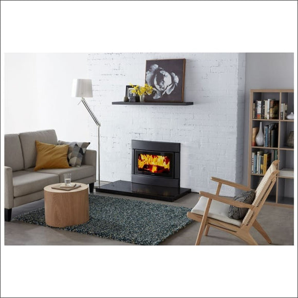 Clean Air - Small Insert Wood Fire - Insert Wood Heater