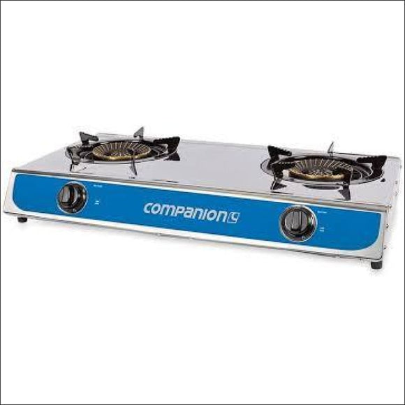 Companion Double Burner Wok Cooker - Balcony and Portable Barbecues