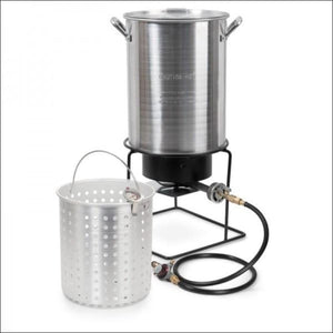 Companion Power Cooker and Stockpot Set - Accessories for Barbeques