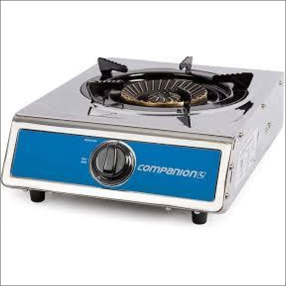Companion Single Wok Burner Wok Cooker - Balcony and Portable Barbecues