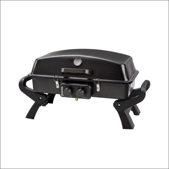 Gasmate - Adventurer 2 Deluxe Black BQ1078 - Gas Barbecues