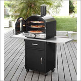GASMATE DELUXE PIZZA OVEN CABINET