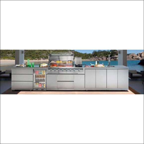 Gasmate Galaxy Complete Package - Backyard Kitchens