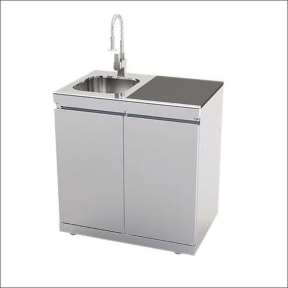 Gasmate - Galaxy Sink Bin & Storage Module - Backyard Kitchens