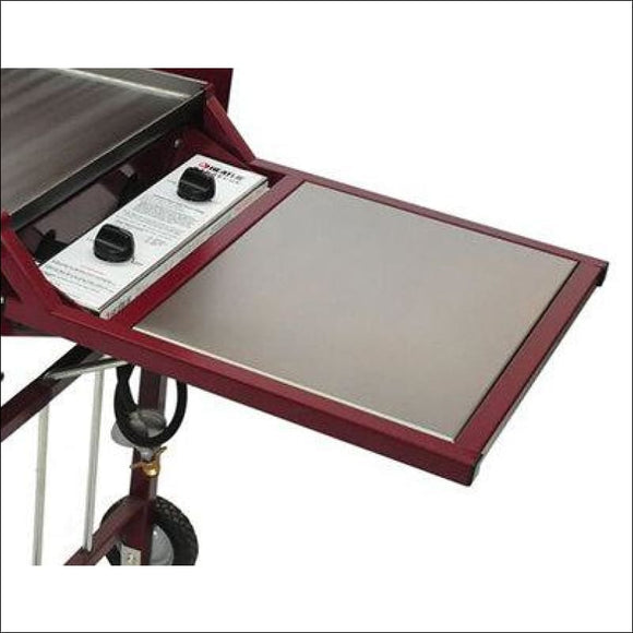Heatlie - End Table Claret - Spare Parts for Barbeques