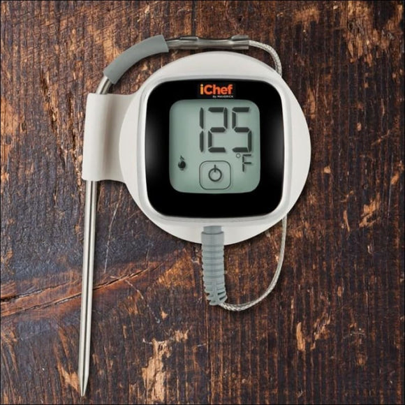 iCHEF SINGLE PROBE BLUETOOTH BBQ THERMOMETER - Accessories for Barbeques