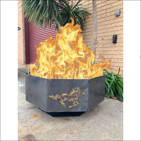 Illusions Signature Firepit - Fire Pit