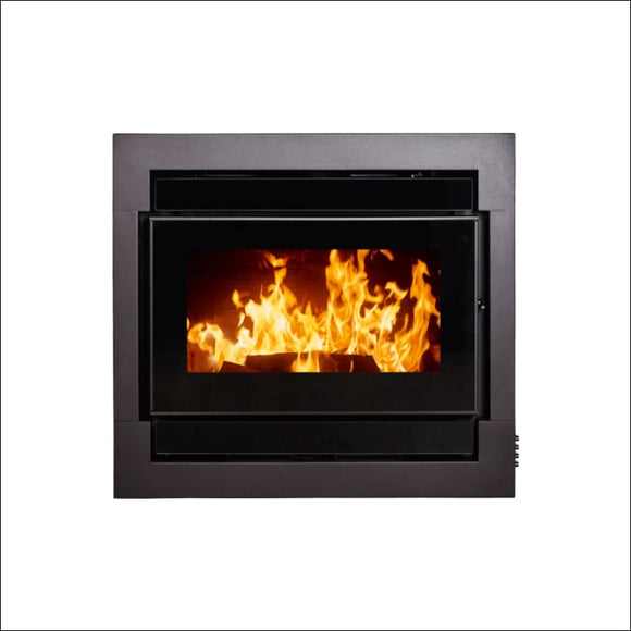 Kent - Calisto Medium Insert Wood Heater - Insert Wood Heater