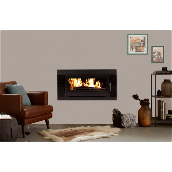 Kent - Fairlight Insert Wood Heater - Insert Wood Heater