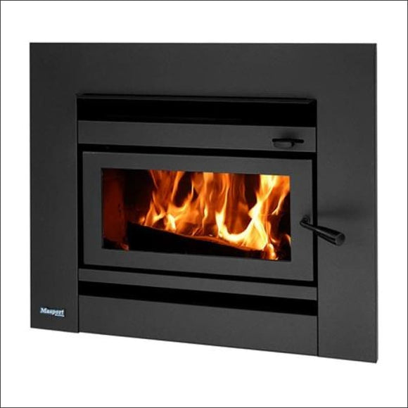 Masport - I2000 steel inbuilt wood fire - Insert Wood Heater