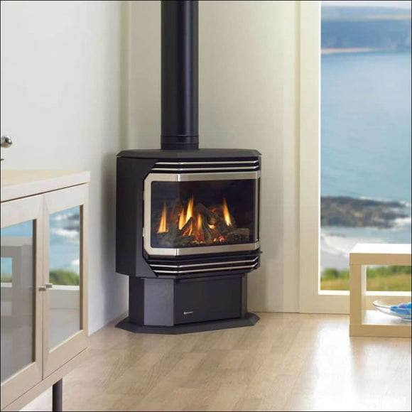 Regency FG39 | Gas Freestanding - Gas Log Fire