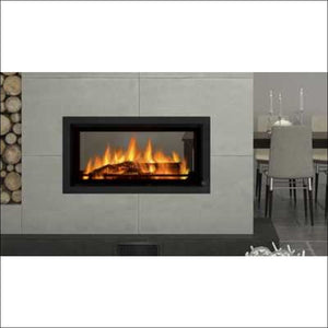 Regency Mansfield | Wood Insert Fireplace - Insert Wood Heater