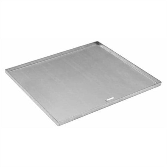 Stainless Steel Plate 400mm - Spare Parts for Barbeques