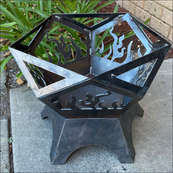 The Baby Viking Firepit - Fire Pit