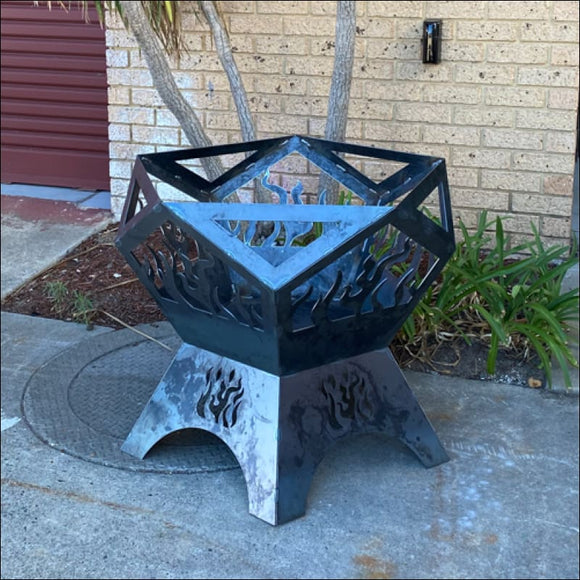 The Viking Firepit - Fire Pit