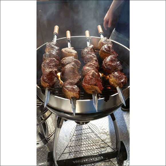 TRAMONTINA - 65cm BARBECUE SKEWER (BRAZILIAN STYLE) - Accessories for Barbeques